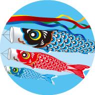 鯉のぼりを飾る由縁