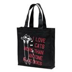 トートバッグ LOVE CAT(PK Ver)