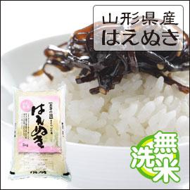 山形県 無洗米 1等米 はえぬき