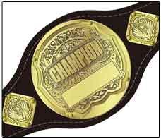 オリジナルチャンピオンベルトイメージ