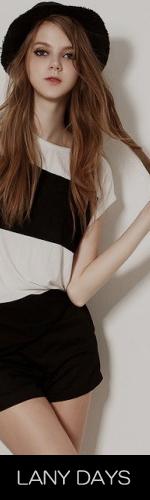 LANYDAYS 「LA&NYの日々働く女性」のスタイルを中心としたリアルクローズな洋服を展開。
