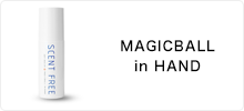 MAGIC BALL in HAND