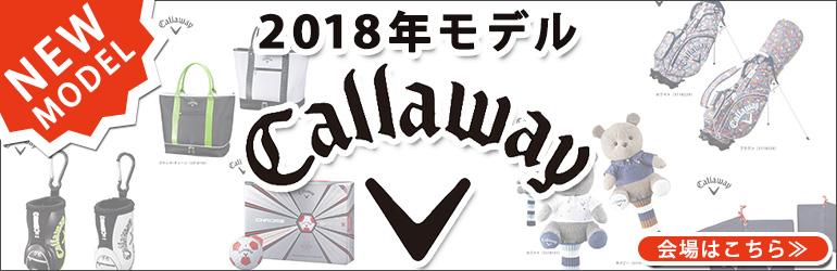 2018年モデル キャロウェイ