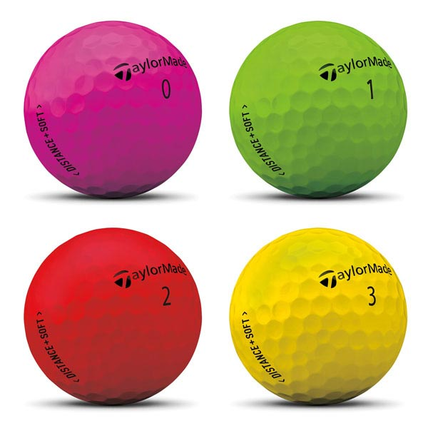 TAYLORMADE DISTANCE+ SOFT