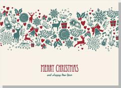 クリスマス(表)