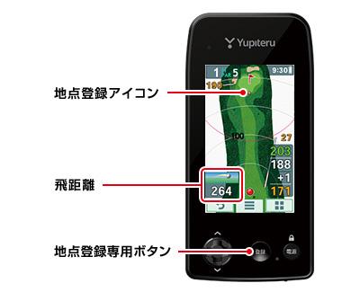 ユピテル YGN7008