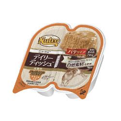 デイリーディッシュ™ 成猫用 チキン&エビ グルメ仕立てのパテタイプ トレイ