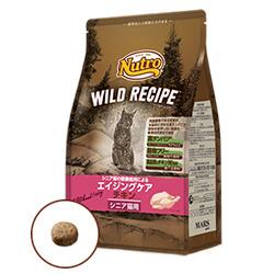 ワイルド レシピ™ エイジングケア チキン シニア猫用