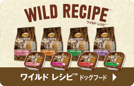 ワイルド レシピ™ドッグフード