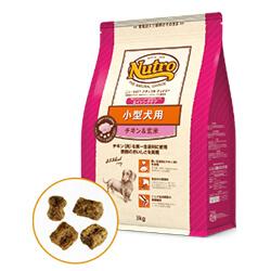 ナチュラル チョイス™ 小型犬用 エイジングケア チキン&玄米