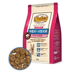 ナチュラル チョイス™ 中型犬~大型犬用 エイジングケア チキン&玄米