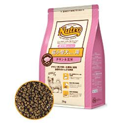 ナチュラル チョイス™ 超小型犬4kg以下用 成犬用 生後8ヶ月以上 チキン&玄米