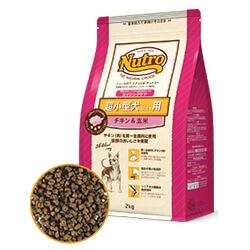 ナチュラル チョイス™ 超小型犬4kg以下用 エイジングケア チキン&玄米