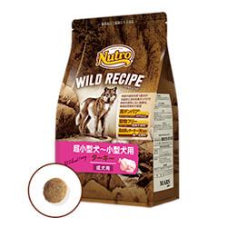 ワイルド レシピ™ 超小型犬~小型犬用 成犬用 ターキー
