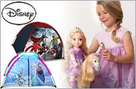 ディズニーおもちゃ テント 人形