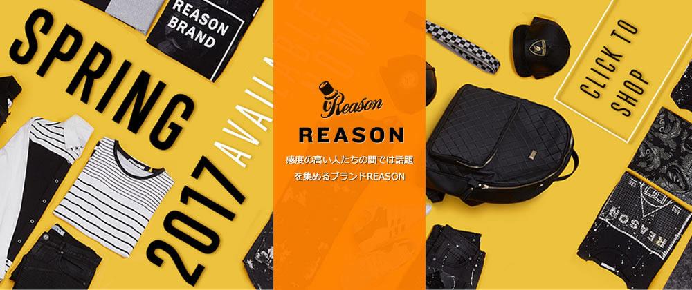 REASON/リーズン