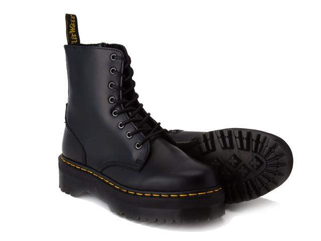 Dr.Martens ドクターマーチン JADON 8 EYE BOOT 15265001 BLACK