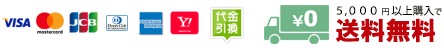 クレジット/送料