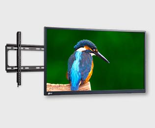 32v型液晶テレビ壁掛け金具+工事セット