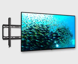 50v型液晶テレビ壁掛け金具+工事セット