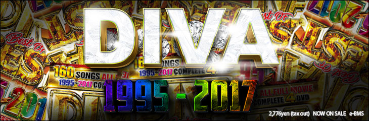 DIVA BEST OF BEST 1995-2017 - I-SQUARE