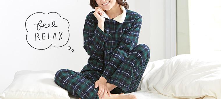 ポカポカ安眠パジャマ