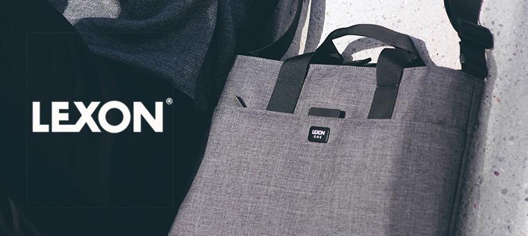LEXONのビジネスバッグ特集