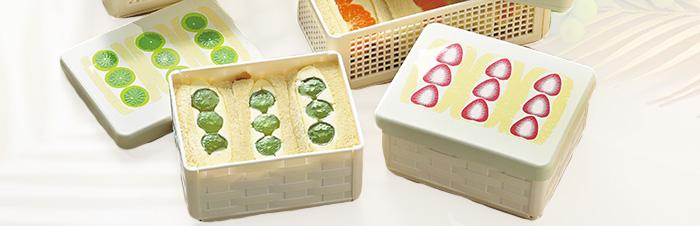 日本伝統デザイン弁当箱