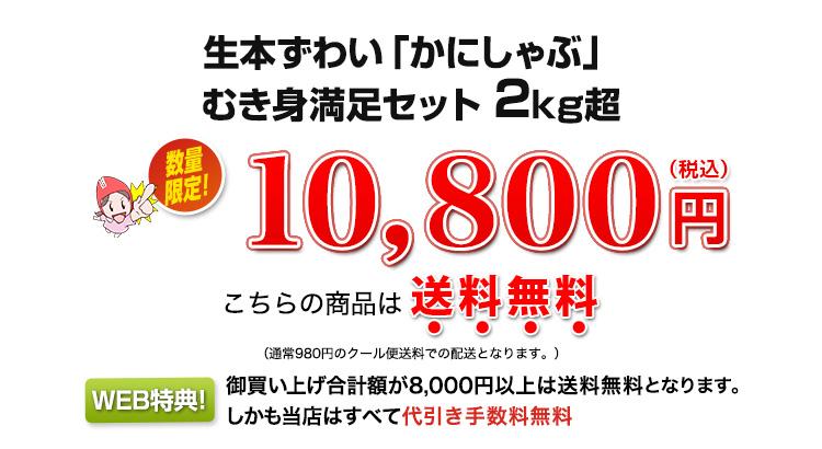 数量限定10,800円(税込)