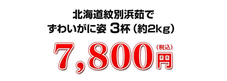 7,800円(税込)
