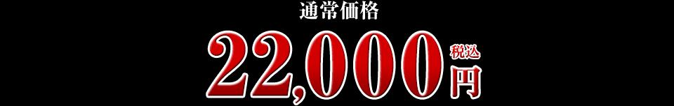 22,000円