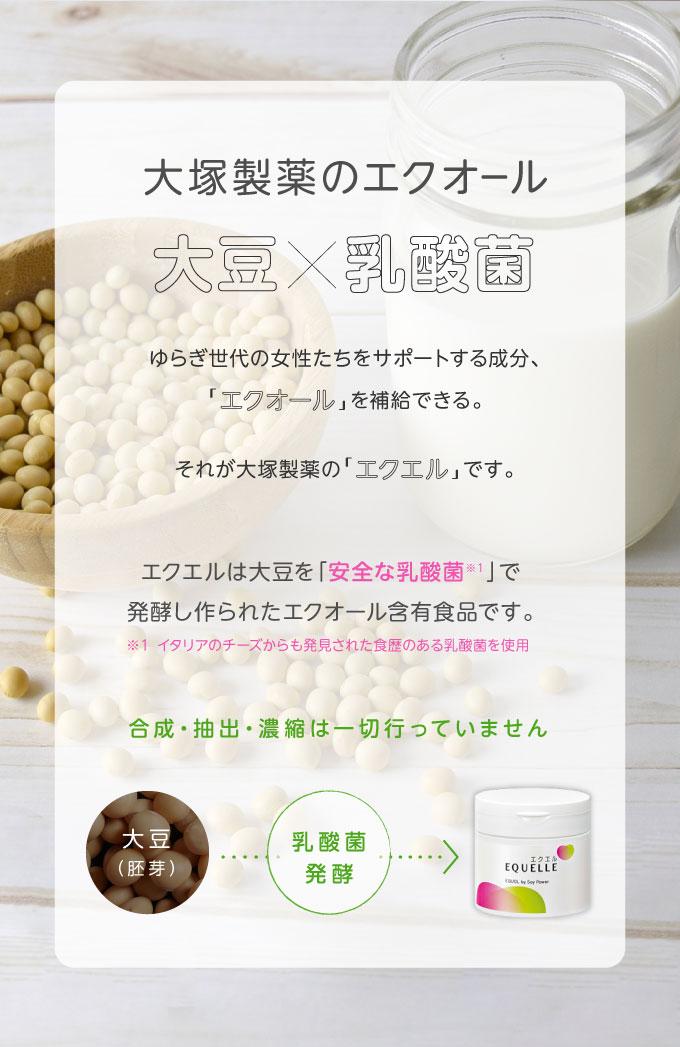 大豆×乳酸菌