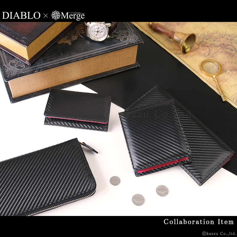 DIABLO×Merge コラボレーションアイテム