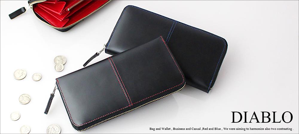 DIABLO ディアブロ バッグ 財布 オリジナルブランド