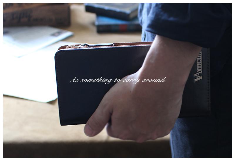 旅に出る財布
