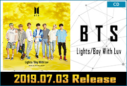 BTS/Lights/Boy With Luv