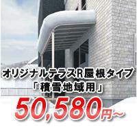オリジナルテラスR屋根タイプ積雪地域用