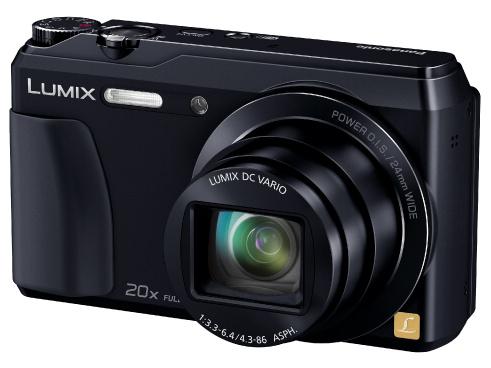 Panasonic LUMIX DMC-TZ55-K ブラック