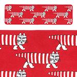 リサラーソン マイキー バス&キッチンマット Lisa Larson bath&kitchen mat(50cm×180cm)