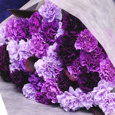 ムーンダスト10本の花束