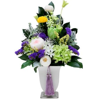 お供え用プリザーブド 葵-Aoi-