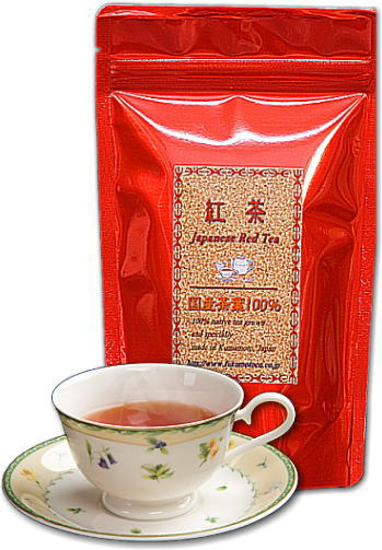 国産紅茶 べにふうき