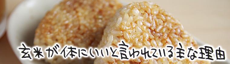 玄米はダイエット効果が望めるってホント?
