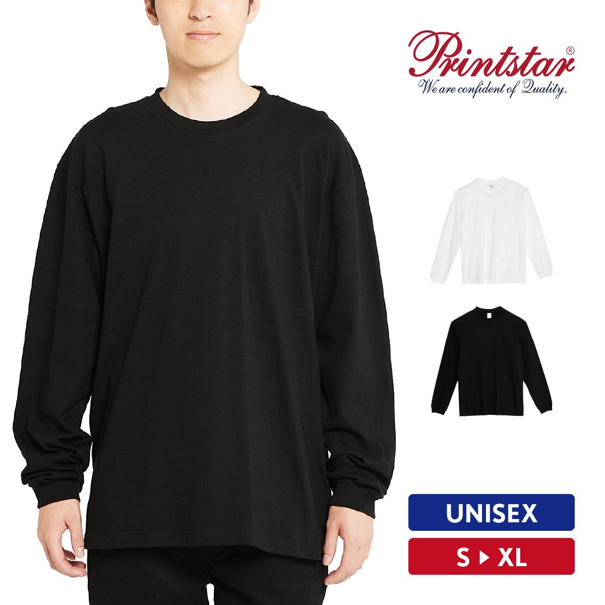 ヘビーウェイトビッグLS-Tシャツ
