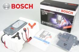 【送料無料】国内正規品BOSCH(ボッシュ) バッテリーチャージャー C7 フルオートマチック 12V/24V対応BAT-C7