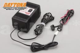 DAYTONA(デイトナ) バイク用維持充電器 +防塵キャップ付き車体配線セット