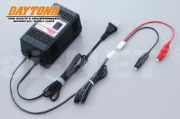 DAYTONA(デイトナ) バイク用維持充電器 +ワニグチクリップ
