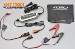 【送料無料】DAYTONA(デイトナ)5年保証 バッテリーチャージャーXS0.8JP(充電器)