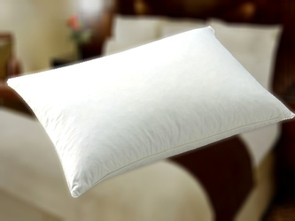 一流ホテルの枕
