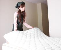 高級ホテルのベッドパッド 一流ホテルのベッドパット